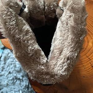 full fur lined