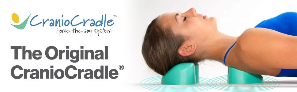 CranioCradle, Cranio, Cradle, Original, Therapy, System, Decompression, Neck, Back, Spine, Rehab