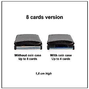 wallets for men kartenetui herren geldklammer herren iclip geldbeutel karten portmonnaie metal