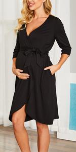 Women's Maternity Nursing Robe