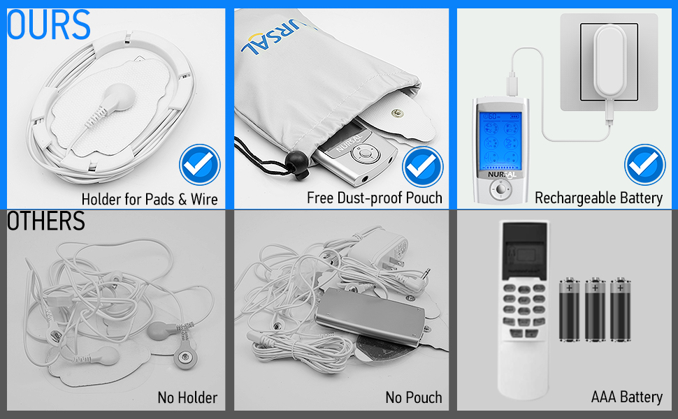 tens massager for pain relief