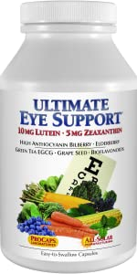 Ultimate Eye Support