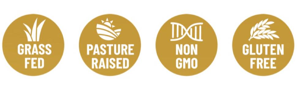 Non-GMO Gluten Free Paleo Collagen