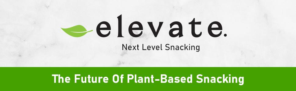 plant based snacks