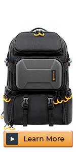 laptop camera backpack large