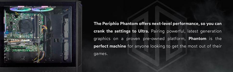 Periphio Phantom Content