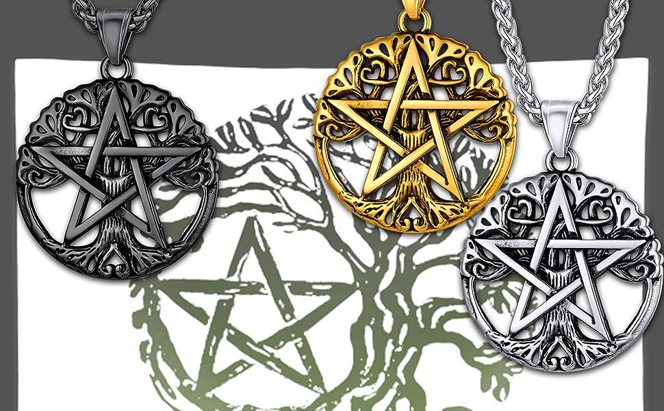satanic jewelry