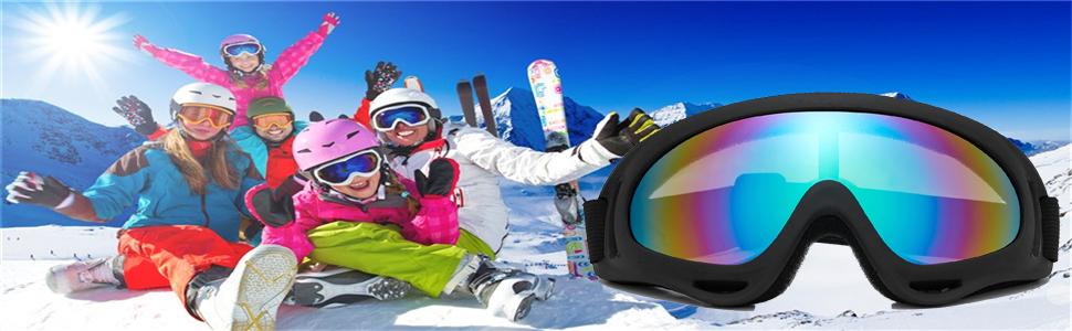 Lelinta Ski Goggles bg