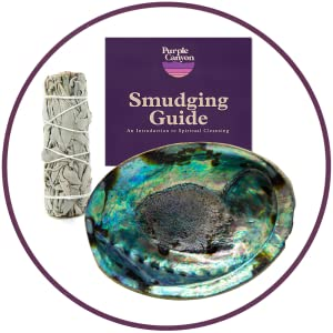 White Sage Smudge Kit with Abalone Shell