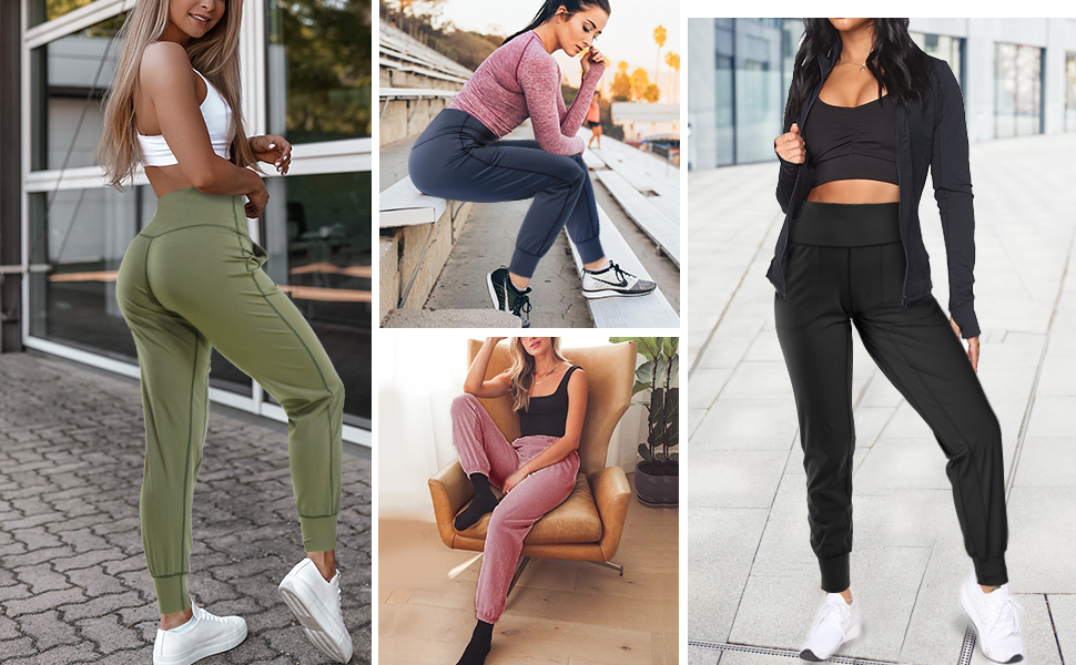 causal pants
