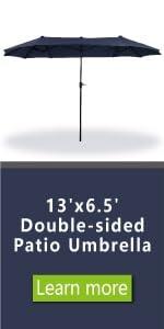 13ft umbrella