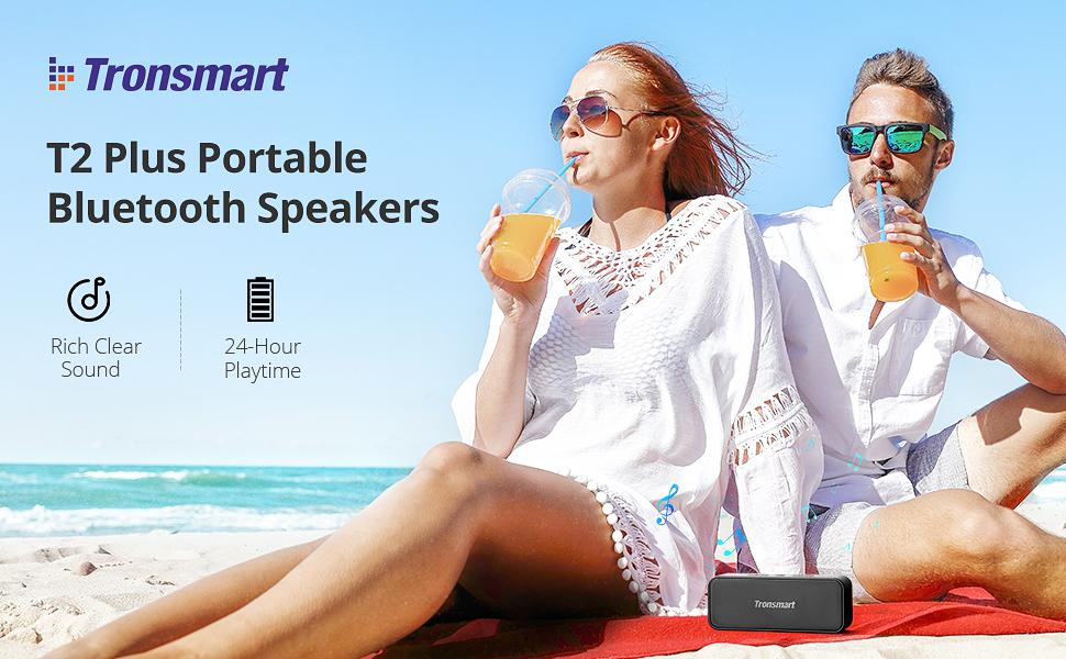 portable bluetooth speaker waterproof