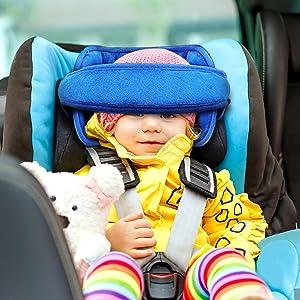 child car seat head pad