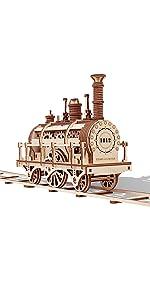 in legno da costruire modellino locomotiva a vapore modellismo in legno da costruire costruzioni 3d