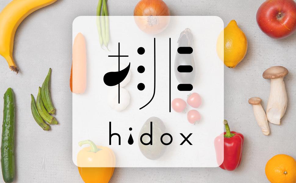 hidoxロゴ