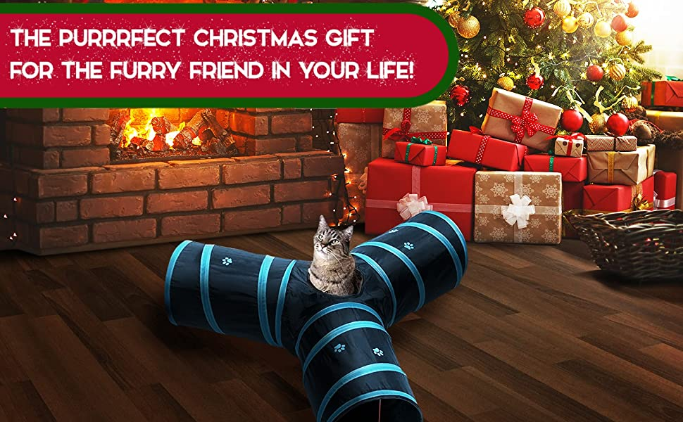 christmas gifts for pets cat toy gift box cat toys gift box rabbit gifts ferret gifts