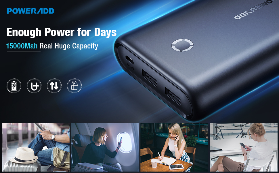 portable charger power bank