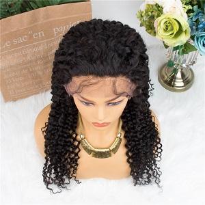 curly human hair wigs