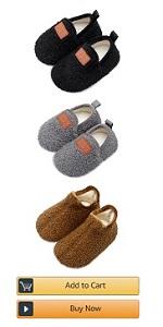 kids toddler slippers