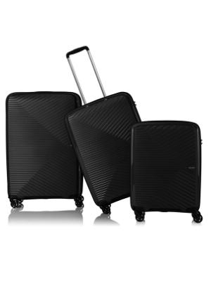 tripp luggage, large suitcase, medium suitcase, cabin luggage, hard shell case, lightweight suitcase