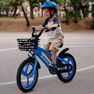 16 inch boys bike with hand brake