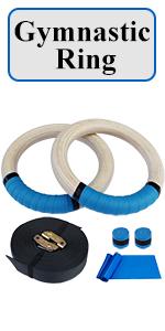 gymnastic ring