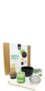Jade Leaf Matcha - Ceremony Set