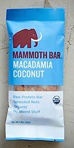 Macadamia Coconut