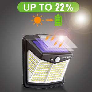 solar motion lights outdoor