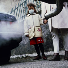 Automobile Exhaust Hazard