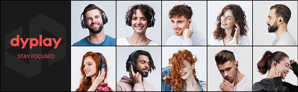 dyplay headphones