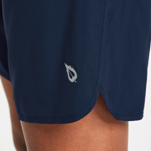 7 Inches Long Running Shorts