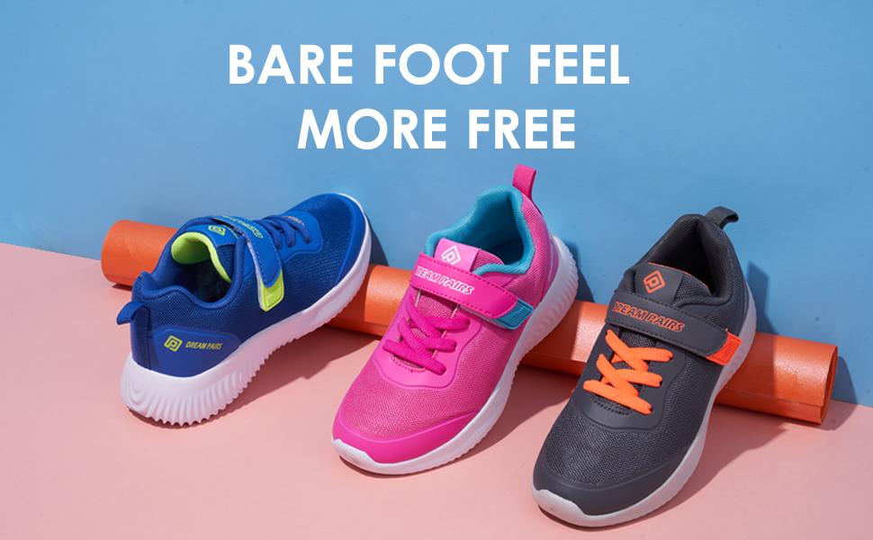 boys girls kids sneakers tennis athletic running sports shoes mesh walking exercise school