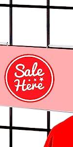 Marketing Holders Acrylic Sign Holder