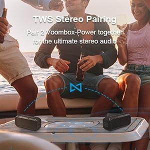 TWS Stereo Pairing