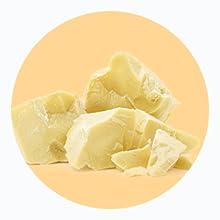 Cocoa Butter, Mango Butter