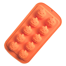 silicone pumpkin molds