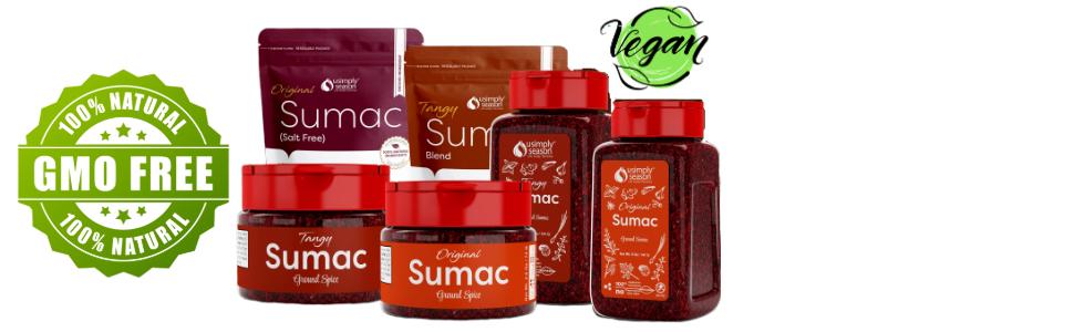 sumac, organic ground sumac, usimplyseason, usimply season, spice, seasoning, zaatar, middle eastern