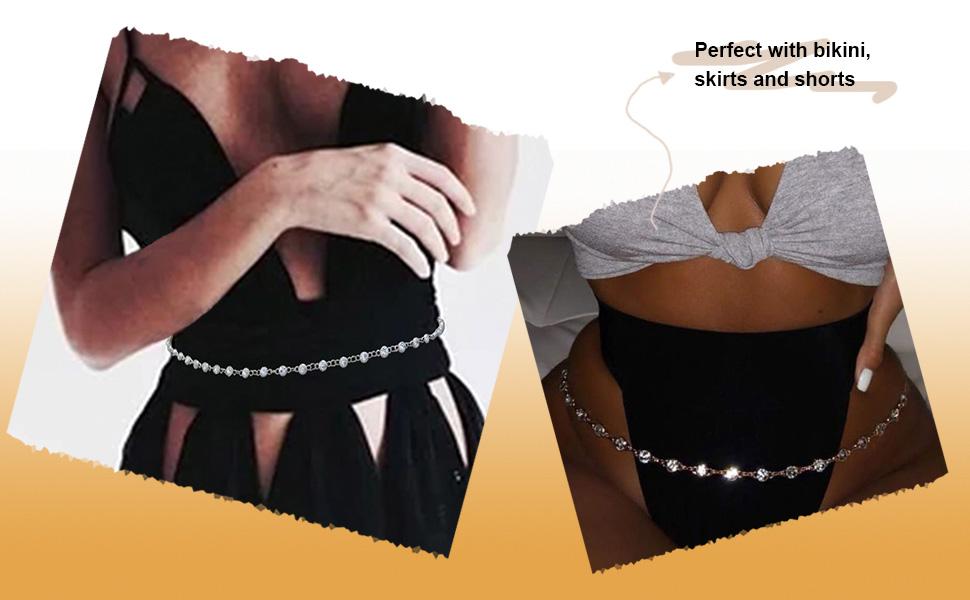 Waist Chains Jewelry