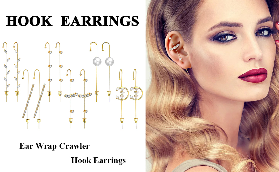 ear wrap earrings