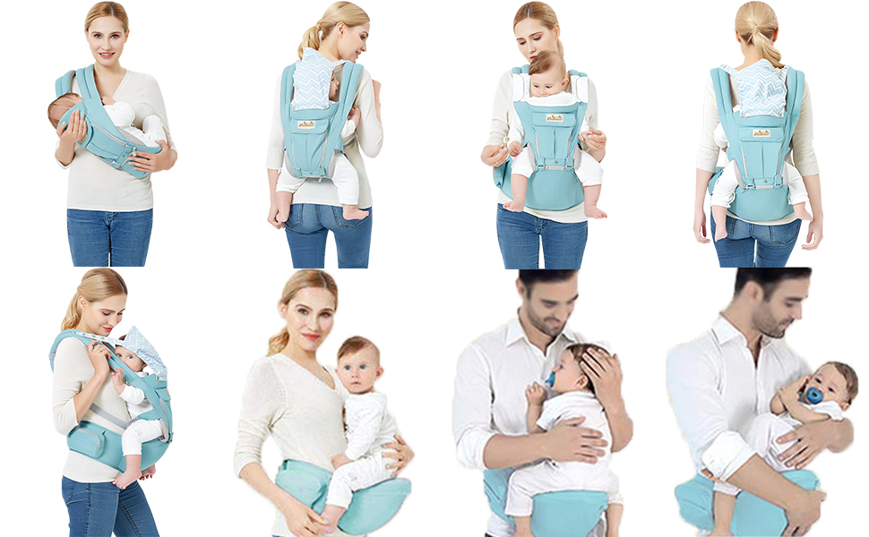 soft baby carriers