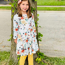 Toddler Girls Clothes for Spring
