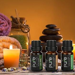 Pure esential oils