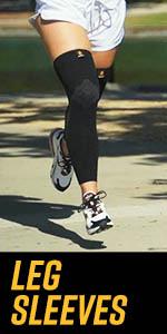 Sparthos Leg Compression Sleeves