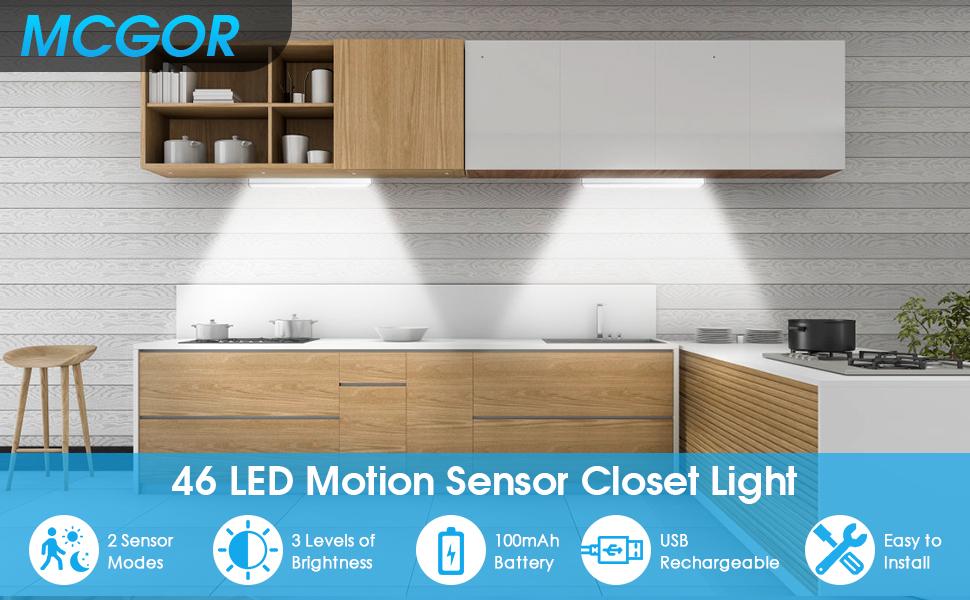 kitchen cabinets ligLED Closet Light Rechargeable Under Cabinet Lighthts