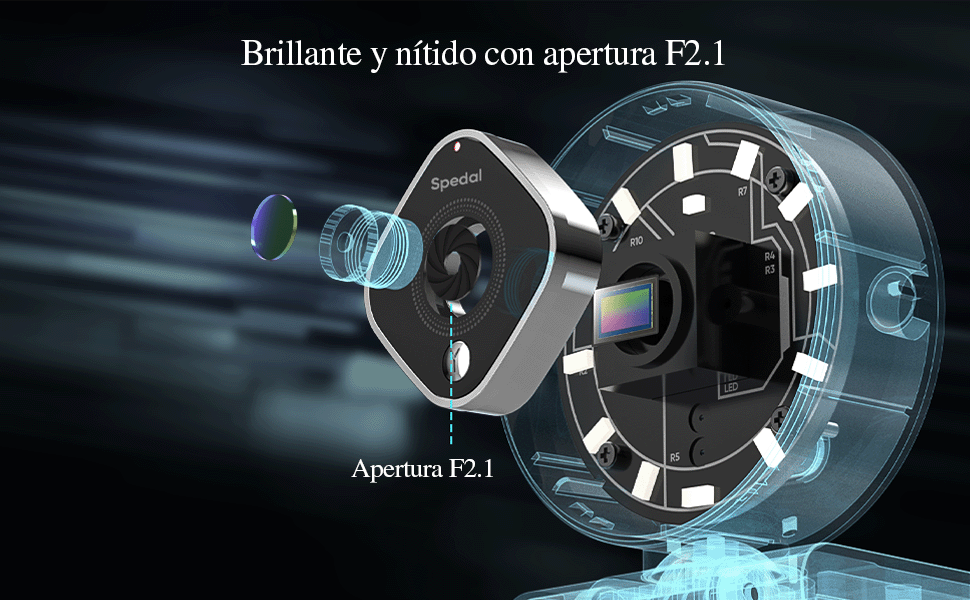 HD1080P webcam