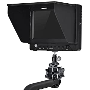 Connect the Camera Monitor