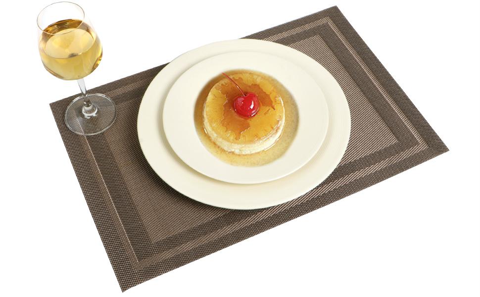 washable placemats, placemats washable, placemats for glass dining table, placemats for dining table