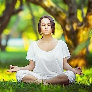 Woman yoga VImerson Health