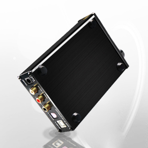 dac converter optical